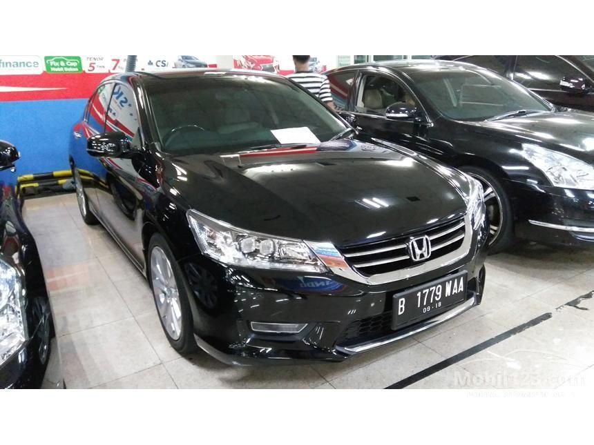 2013 Honda Accord VTi-L Sedan