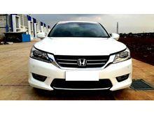 Honda Accord 2.4 VTi-L AT 2013 Warna Putih Like New, Top Condition, Siap Pakai