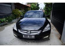 2003 Honda Accord 2.4 VTi Sedan