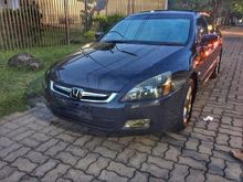 2007 Honda Accord 2.4 VTi Sedan Istimewa