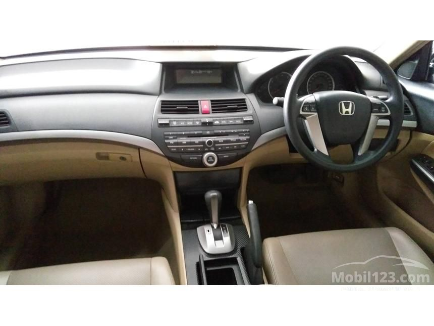 2008 Honda Accord VTi Sedan