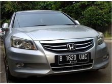 2011 Honda Accord 2.4 VTi Sedan