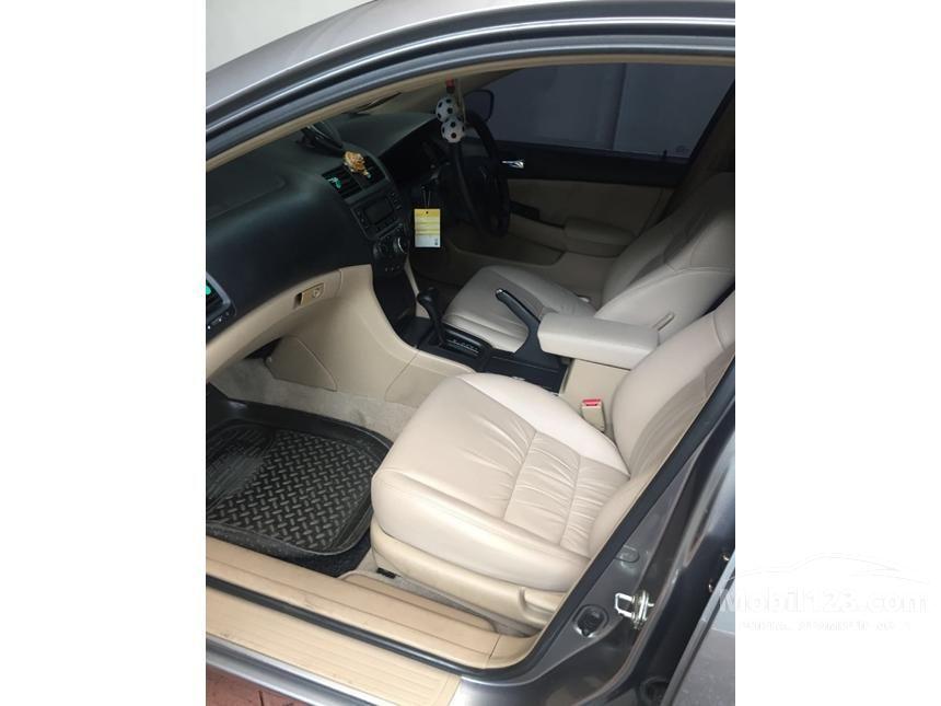 2006 Honda Accord VTi Sedan