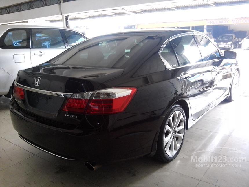 2013 Honda Accord VTi Sedan