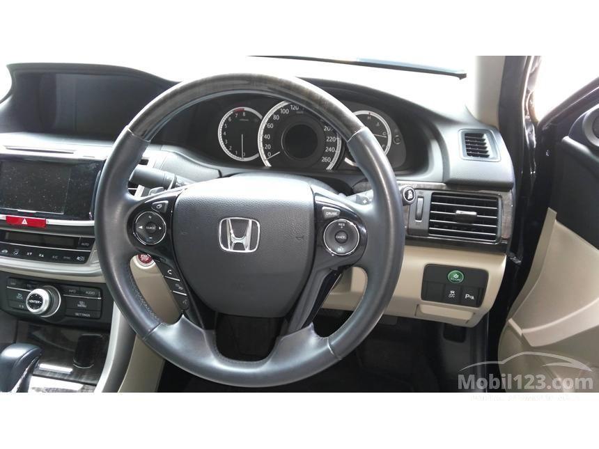 2014 Honda Accord VTi Sedan