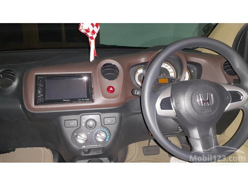 2013 Honda Brio Compact Car City Car