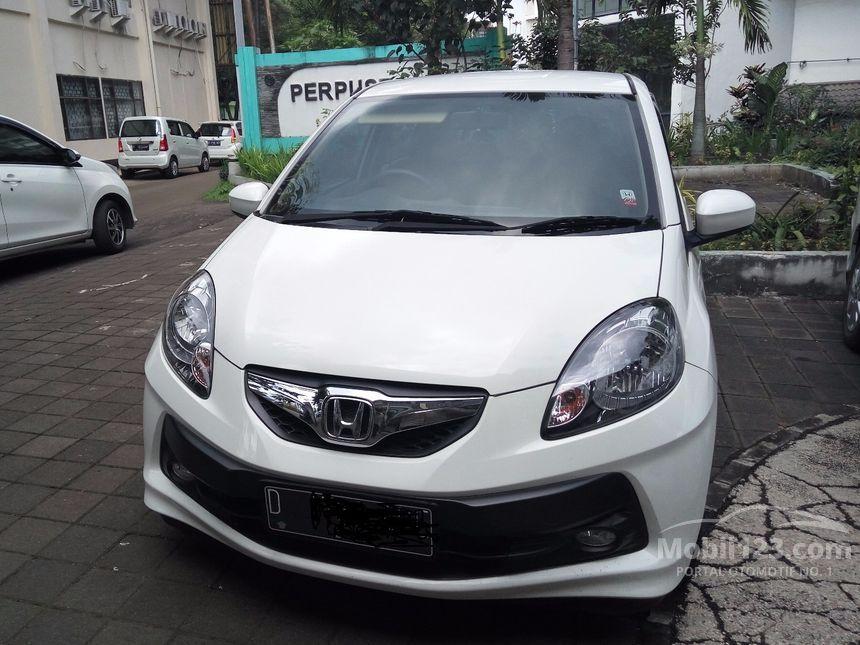Jual mobil honda brio 2013 1 2 di jawa barat automatic for Honda small car