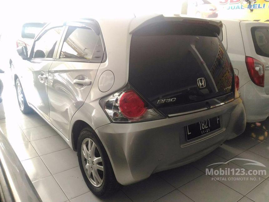 Honda Brio 2012 1.3 di Jawa Timur Manual Compact Car City ...