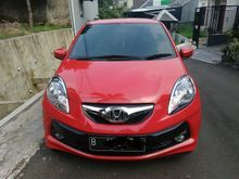 Jual Cepat Honda Brio 1.2 E A/T 2015, Terawat & KM 13rb an