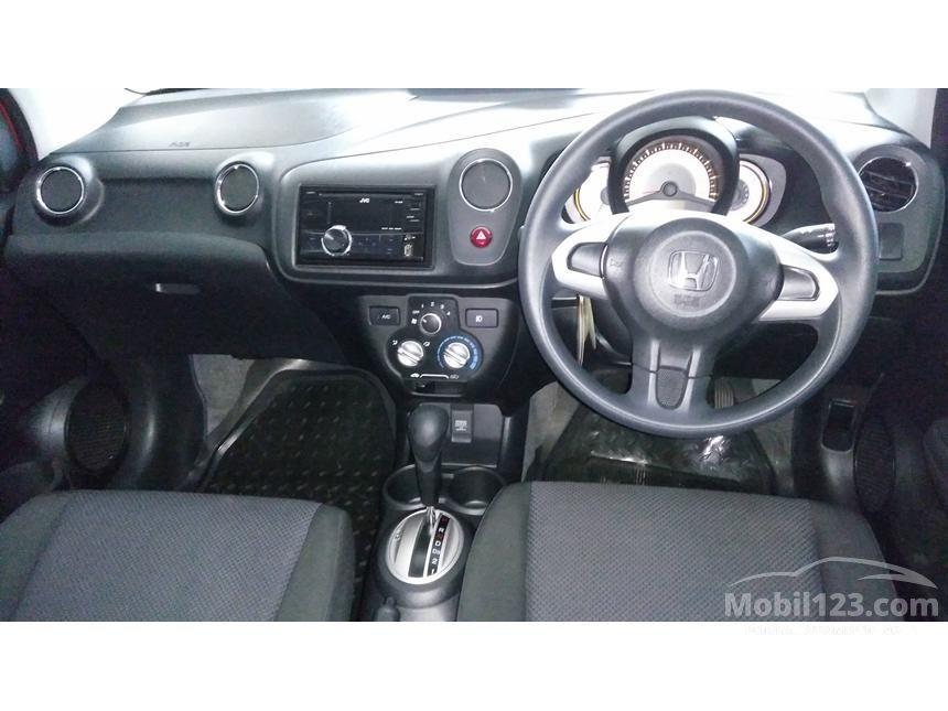 2015 Honda Brio E Hatchback