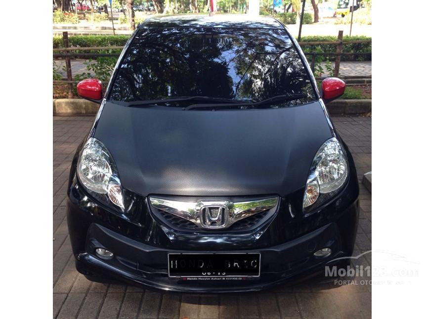2014 Honda Brio E Hatchback