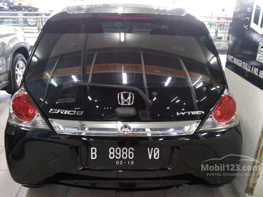 2014 Honda Brio E
