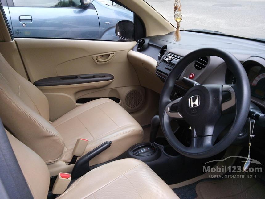 2012 Honda Brio S Hatchback
