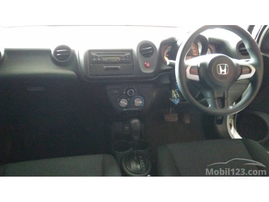 2014 Honda Brio S