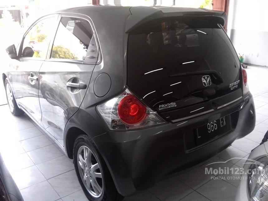 2014 Honda Brio Satya E Hatchback