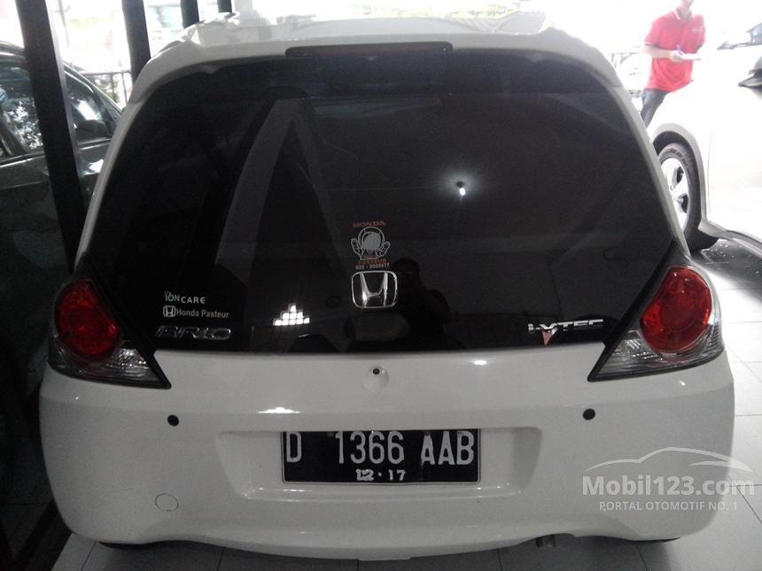 2012 Honda Brio Satya E Hatchback