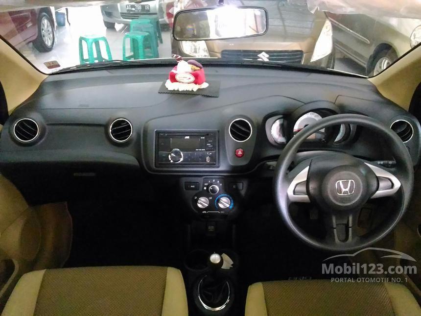 2015 Honda Brio Satya E Hatchback