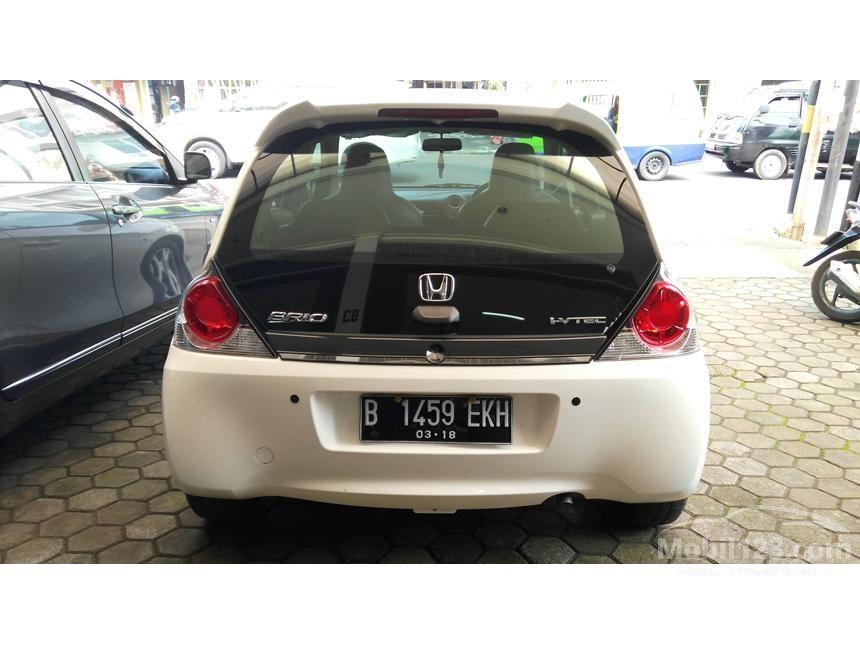2012 Honda Brio Satya S Hatchback