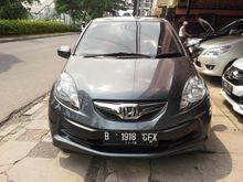Honda Brio Satya S 1.2 MT 2014 Abu - Abu Tdp 7 Jt