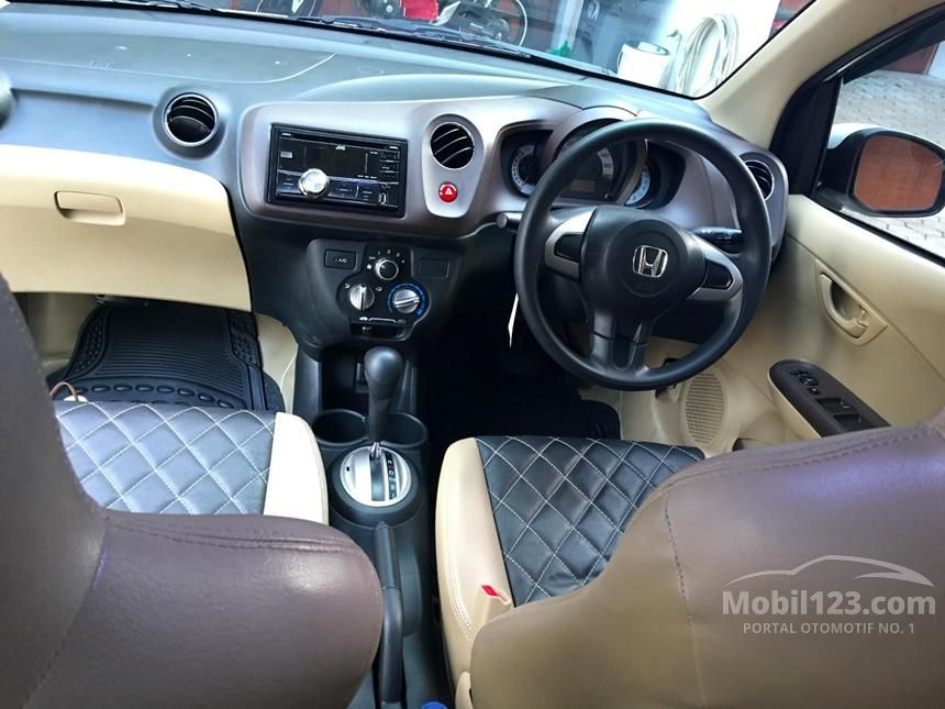 2012 Honda Brio Sports E Hatchback