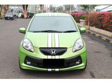 2013 Honda Brio 1.3 Sports E CBU MT Hijau Asli KM Rendah Istimewa
