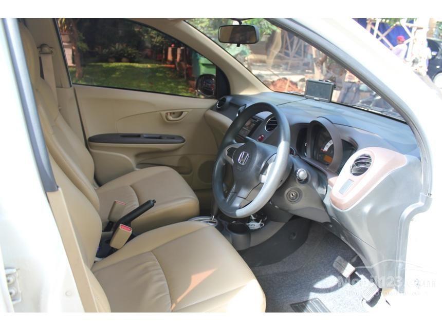 2012 Honda Brio Sports E Hatchback