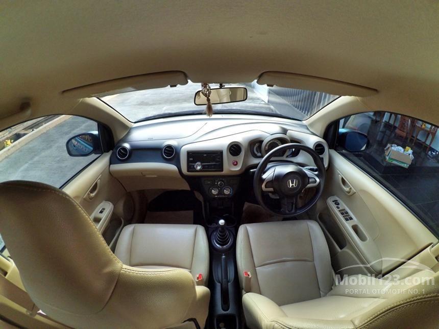 2013 Honda Brio Sports E Hatchback