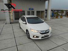 2014 Honda City 1.5 E CVT Km 22rb Asli Record