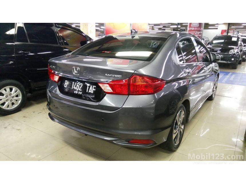 2015 Honda City E Sedan