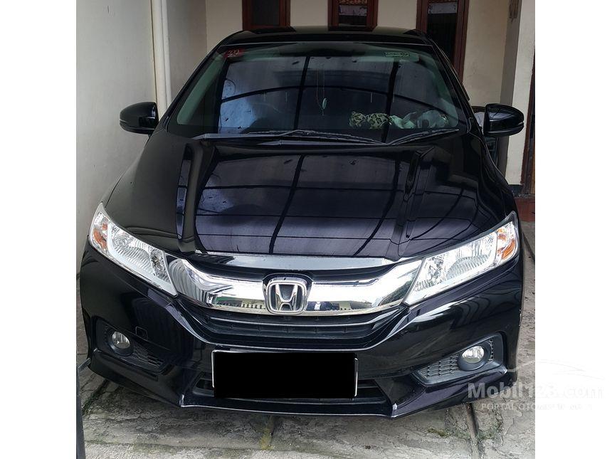 Honda City 2014 E 1 5 Di Dki Jakarta Automatic Sedan Hitam