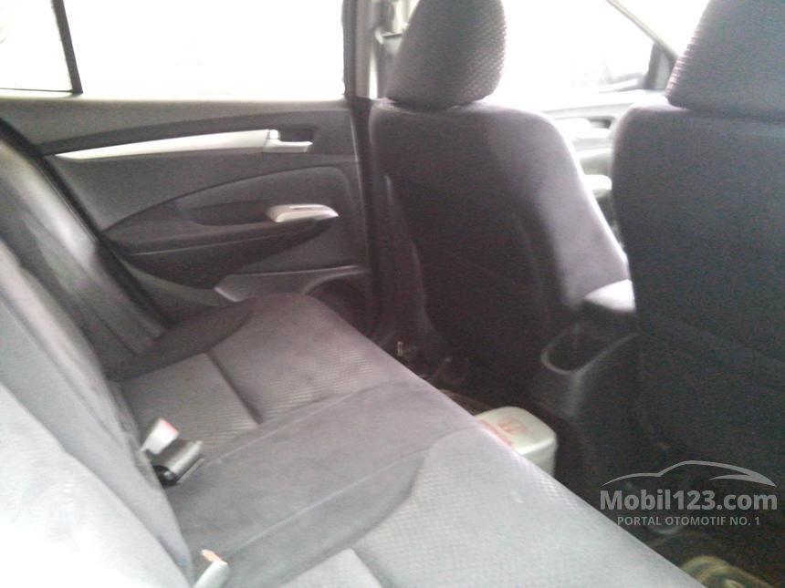 2008 Honda City E Sedan