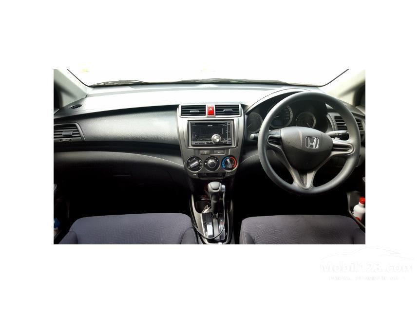 2012 Honda City E Sedan