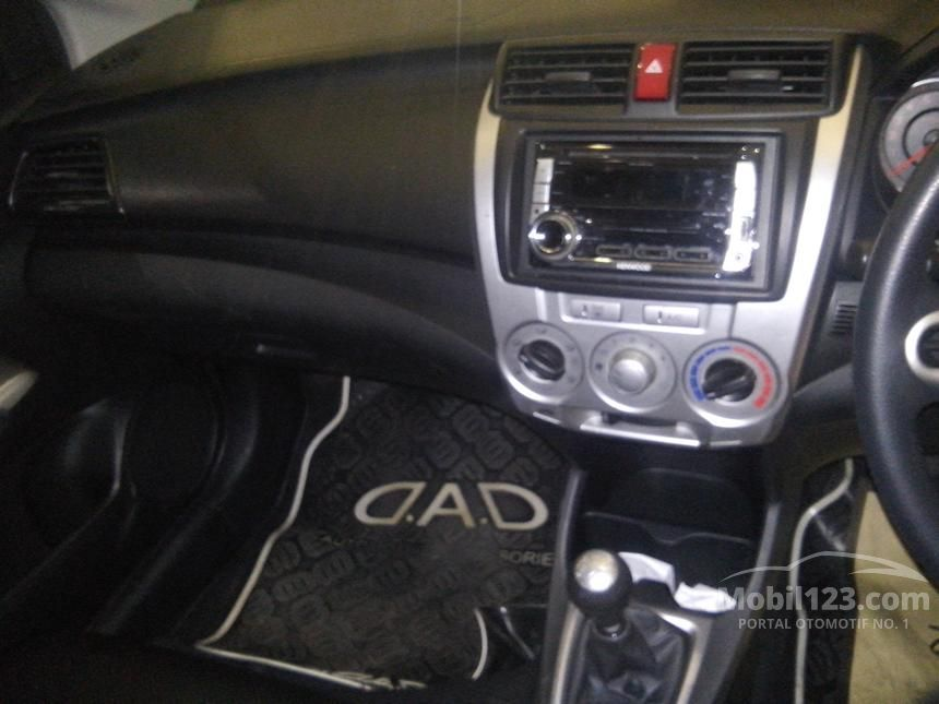 2010 Honda City E Sedan