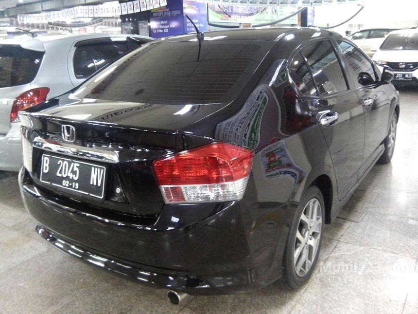 2009 Honda City E Sedan