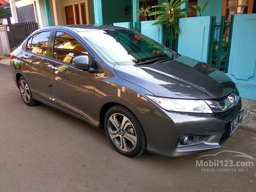 2014 Honda City E Sedan