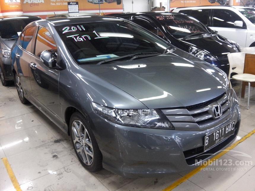 2011 Honda City E Sedan