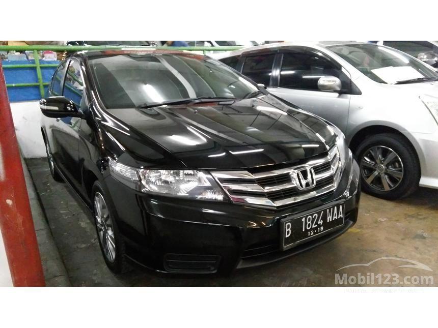 2013 Honda City E Sedan
