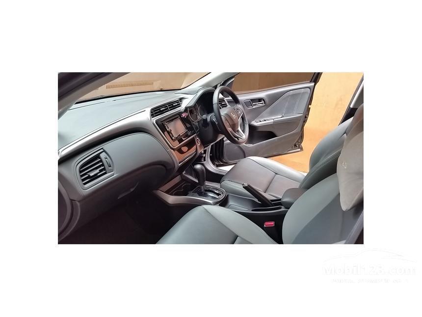 2015 Honda City ES Sedan