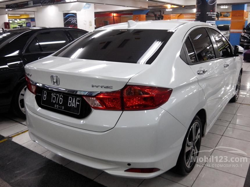 2014 Honda City ES Sedan