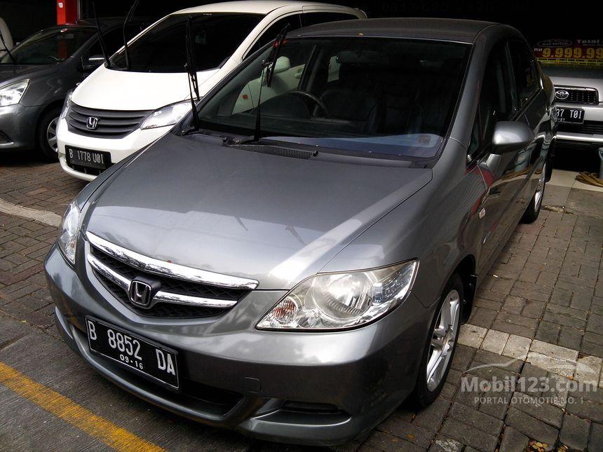 2006 Honda City i-DSI Sedan