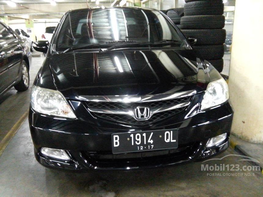 2007 Honda City i-DSI Sedan