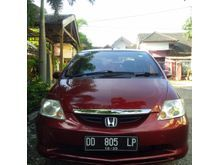 2003 Honda City 1.5 i-DSI AT Sedan  MERAH METALIK