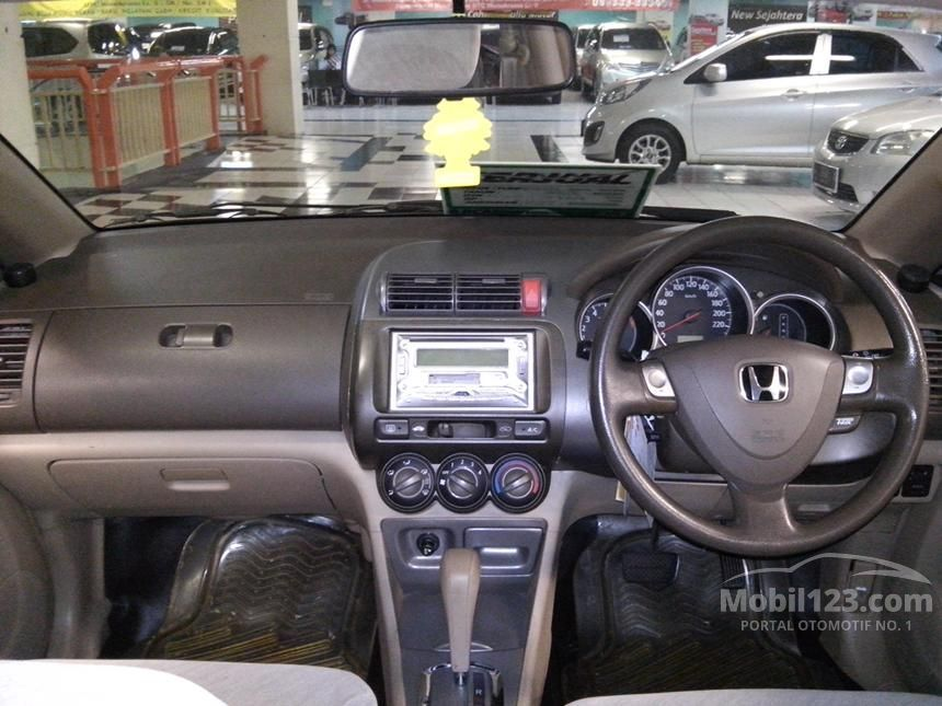 2004 Honda City i-DSI Sedan