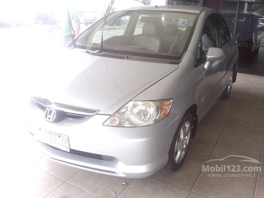 2005 Honda City i-DSI Sedan