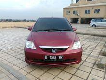 2004 Honda City 1.5 i-DSI Sedan