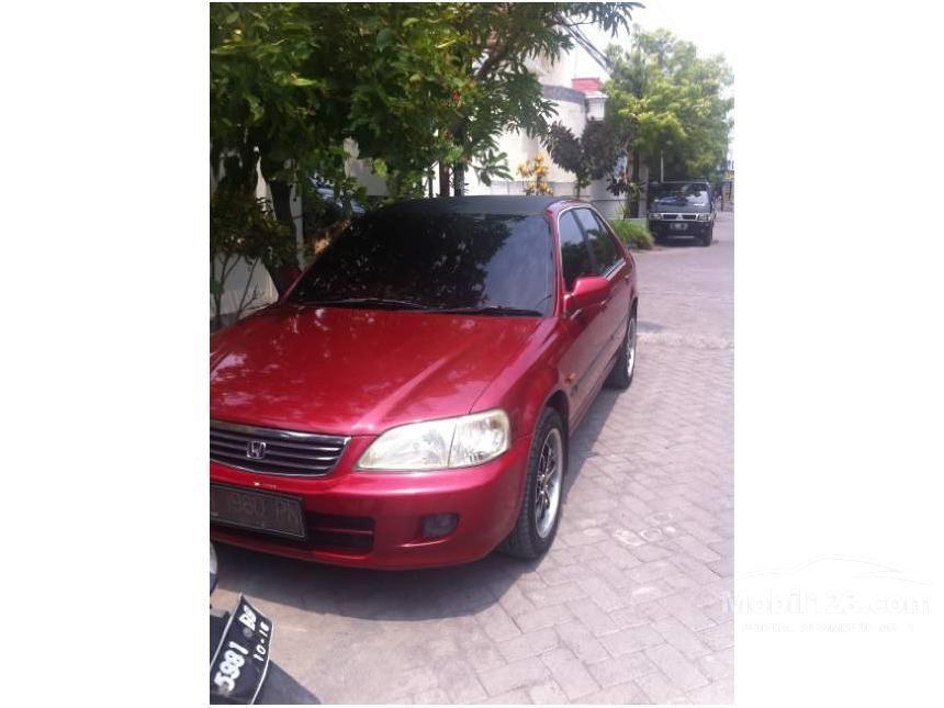 2001 Honda City Persona Sedan