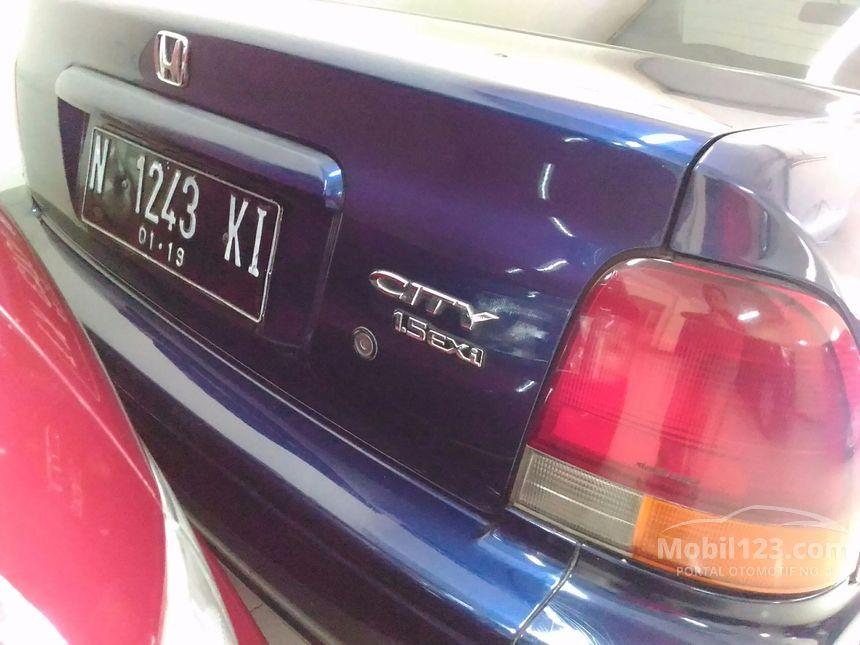 1998 Honda City Sedan