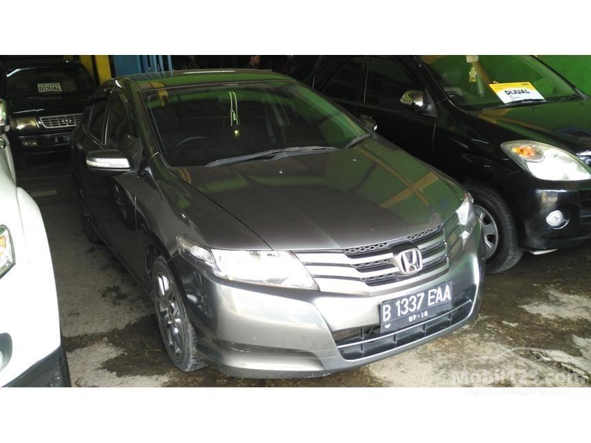 2010 Honda City Sedan