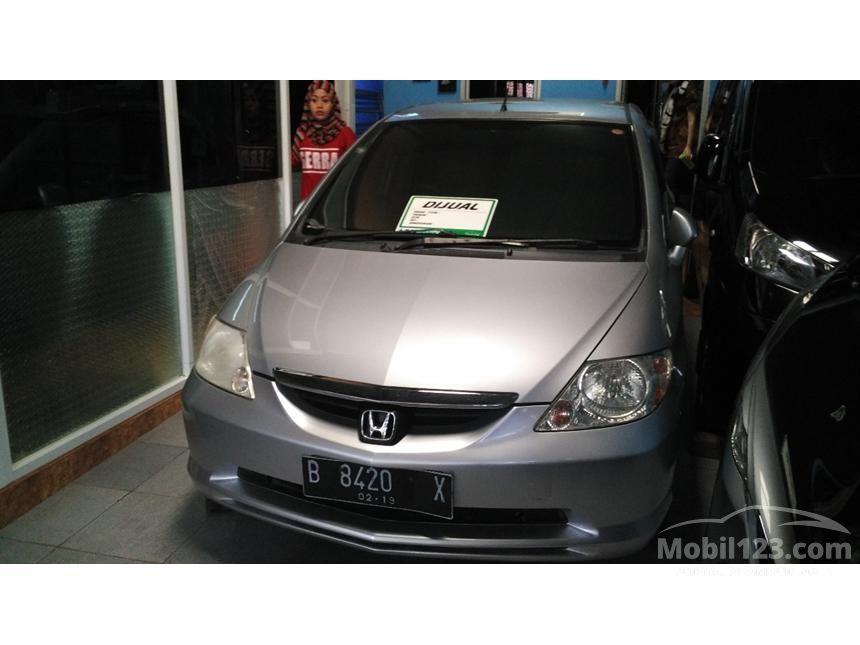 2004 Honda City Sedan