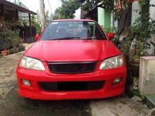 Jual Murah Honda City Z th 2000 warna merah